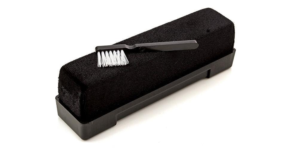 Record Cleaning Velvet Brush is the best tool for a little money