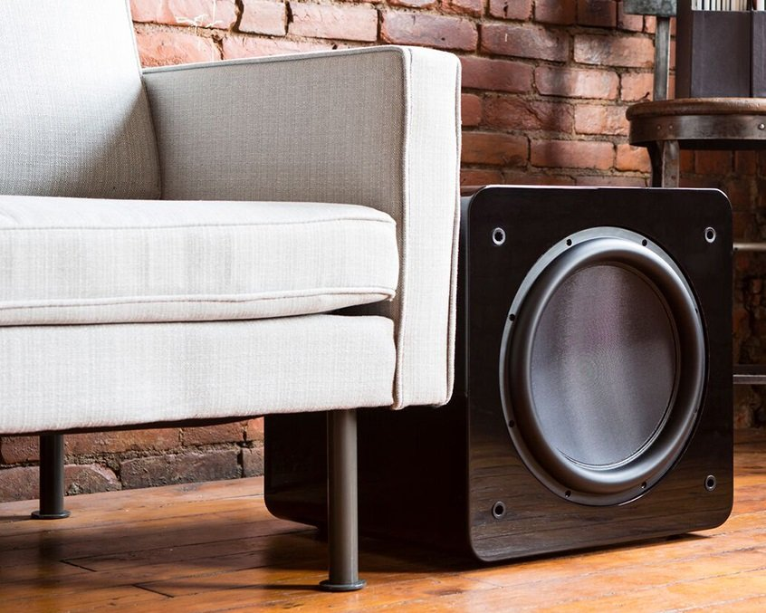 Easy to follow tips to use the subwoofer in apartment