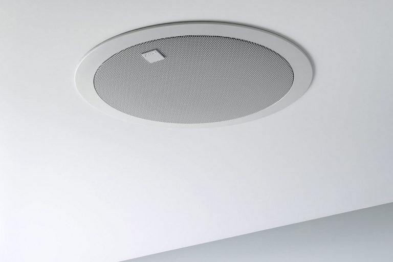 ceiling speaker enclosure