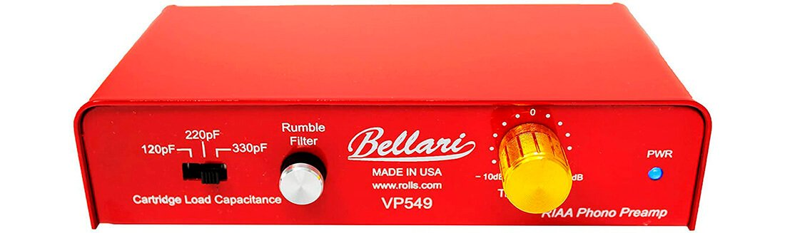 Rolls Bellari VP549