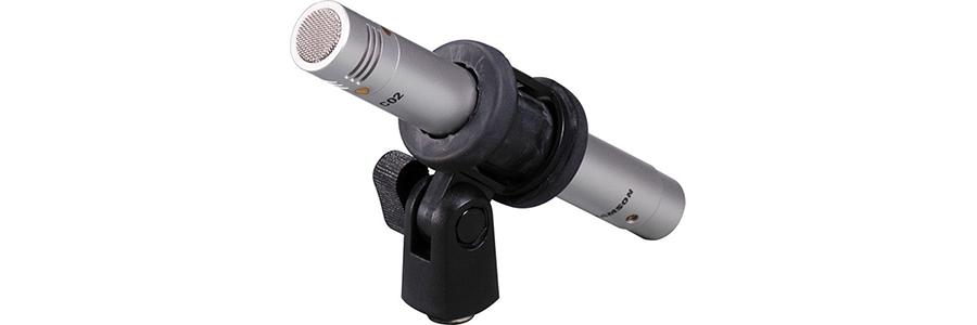 Samson C02PR Pencil Condenser Microphones