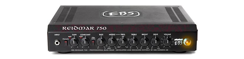 EBS-RD750 Reidmar 750 Watt Micro-amplifier