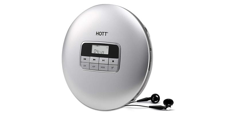 HOTT Bluetooth Portable CD Player
