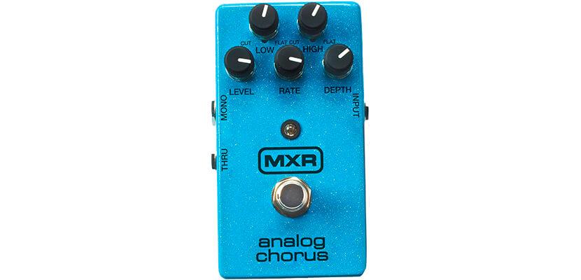MXR M234 Analog Chorus Pedal