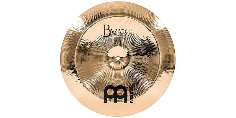 Meinl Cymbals B18CH-B Byzance 18-Inch Brilliant China Cymbal