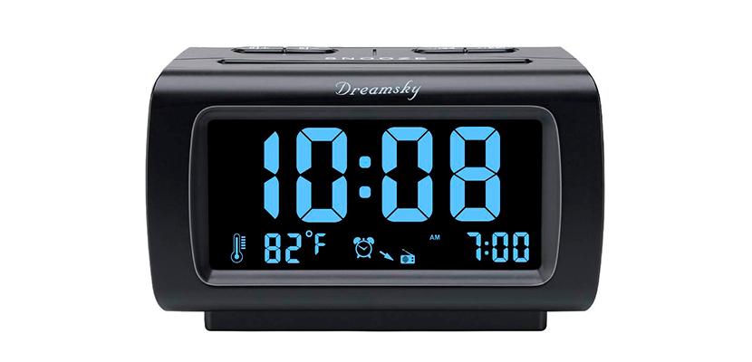 DreamSky Decent Alarm Clock Radio