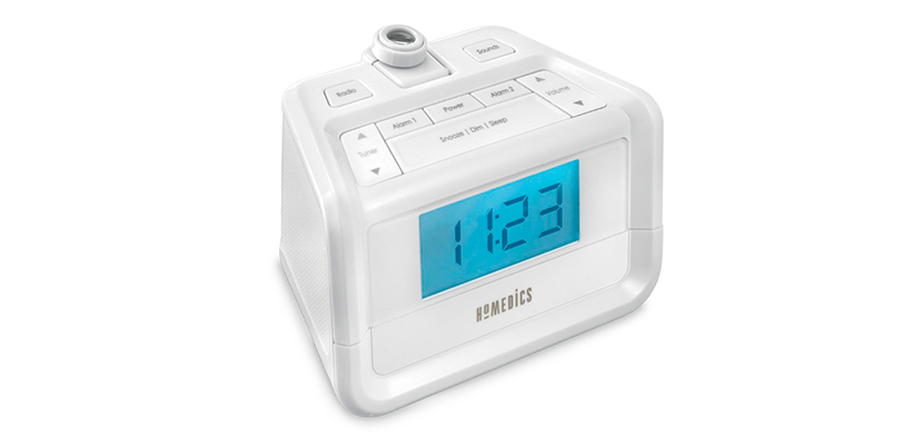 HoMedics Dual Alarm Digital