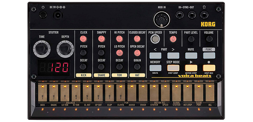 Korg 16-Key Synthesizer