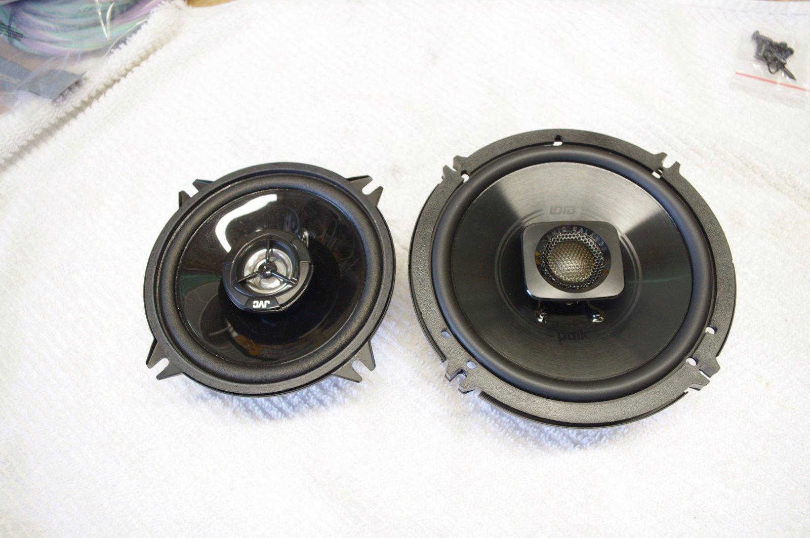 Top 5 Polk Audio Car Speakers Comparison