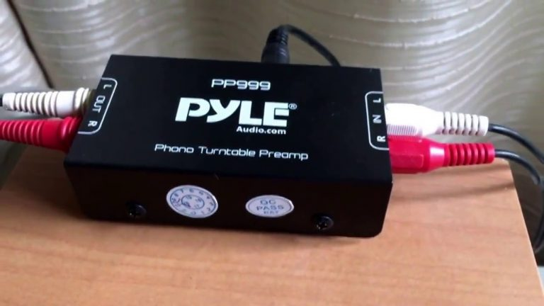 Pyle Phono Preamp