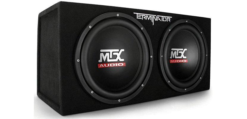 MTX Terminator Series TNE212D