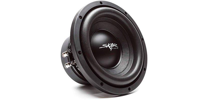 Skar Audio SDR-8