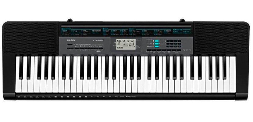 Casio CTK-2550 PPK