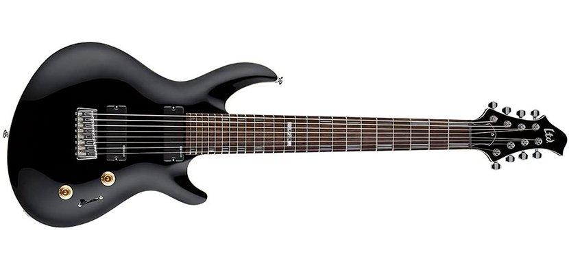 ESP Guitars LJR208BLK