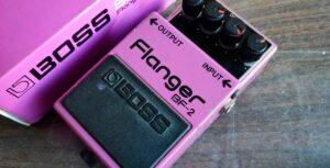 best flanger pedal