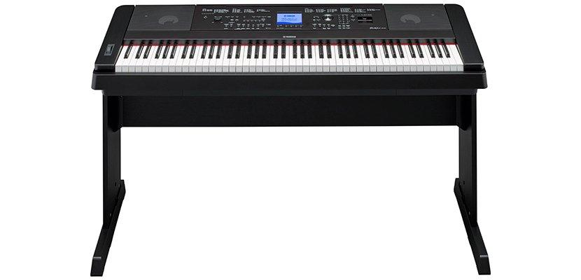 Yamaha DGX660B 88-Key
