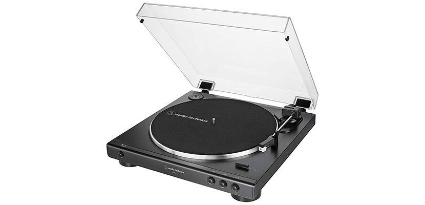 Audio-Technica AT-LP60X-BK