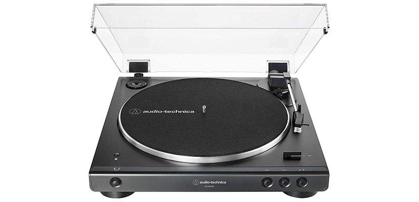 Audio-Technica AT-LP60XBT-BK