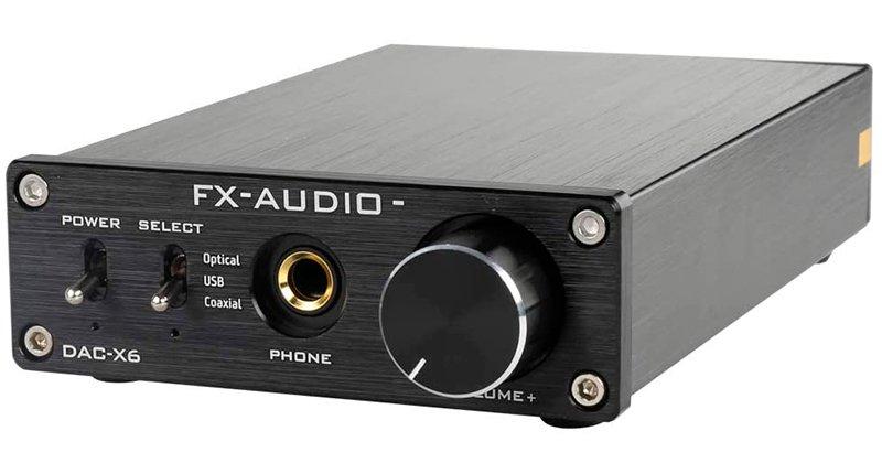 FX-Audio X6