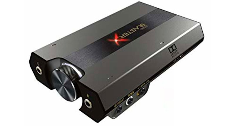 Sound Blaster G6