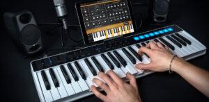 How to Сonnect MIDI to iPad
