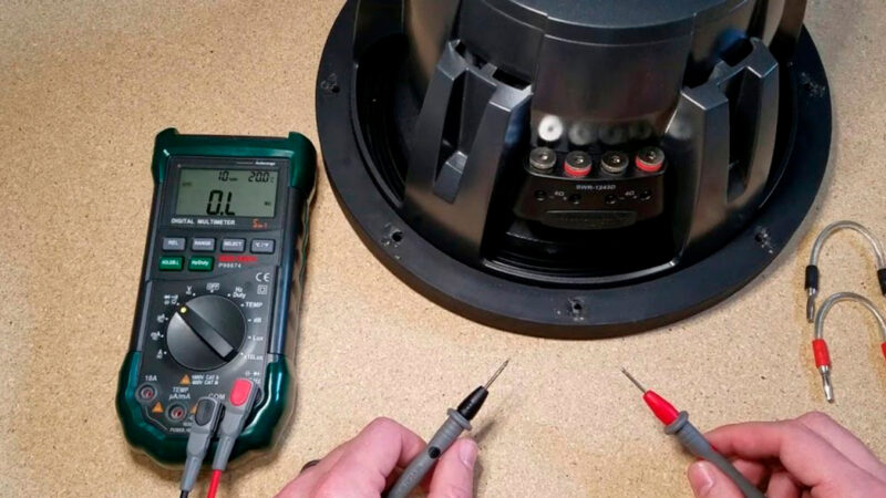 How to Test a Subwoofer