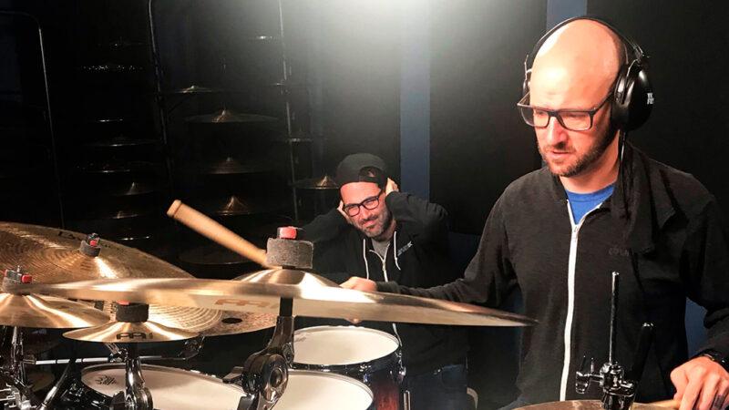 Why do Drummers Wear Headphones?